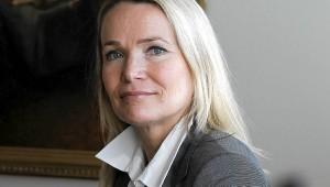 Mannerheimin lastensuojeluliiton pääsihteeri Mirjam Kalland. Kuva: Antti Hämäläinen