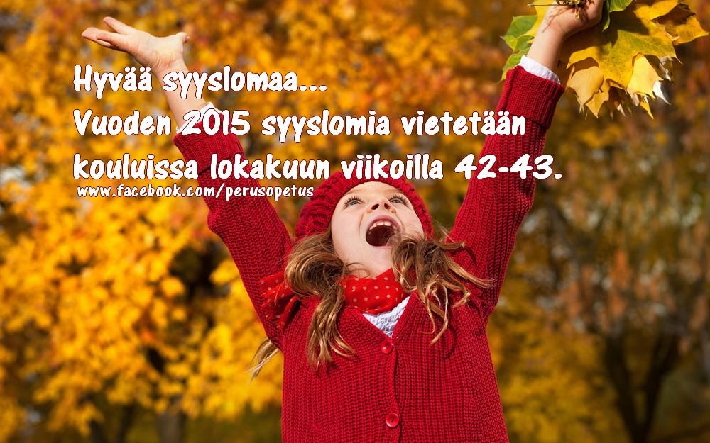 syysloma2