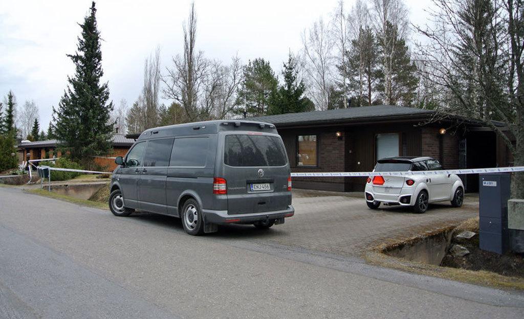 15-vuotias tyttö surmasi ikätoverinsa huhtikuun 2015 lopussa Seinäjoella. (JUSSI MUSTIKKAMAA)