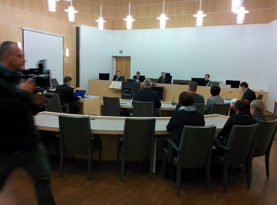 Teinisurman oikeuskäsittely alkoi keskiviikkona Seinäjoella