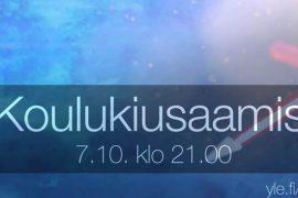 (30.9.2014) Duudsonien Jukka ja Musta Barbaari A2 Koulukiusaamis-illassa