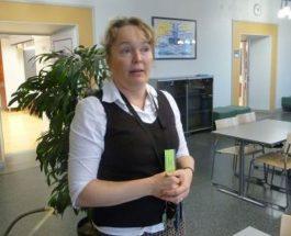 """(28.10.2011) Kemin Sauvosaaren koululle karkittomuus on ollut """"iso juttu"""""""