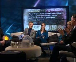 """(13.4.2013) Opetusministerille palautetta tv-ohjelmasta: """"Olipa munaton esiintyminen"""""""