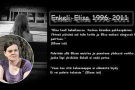 (12.7.2012) Enkeli-Elisan Facebook- ja nettisivut poistettiin