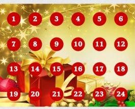 (12.11.2010) Joulukalenteri 2010 tekijä on valittu