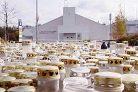 """(24.9.2008) Sytytä """"kynttilä"""" Kauhajoen tragedian uhrien muistolle!"""