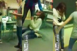 (24.10.2012) Koulutyttöjen julmasta videosta valtava kohu – katso video