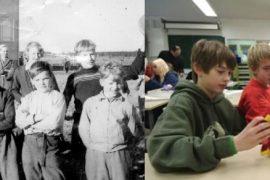 (5.9.2012) Koulumaailma: 1963 vs. 2006