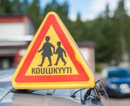 (16.9.2016) Kolmen kilometrin koulumatkaan menee jopa 2,5 tuntia päivässä