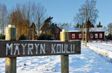 (15.4.2013) Kuortane aikoo sulkea Mäyryn koulun