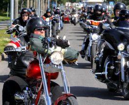 (8.4.2015) Meri-Lapin motoristit koulukiusaamista vastaan