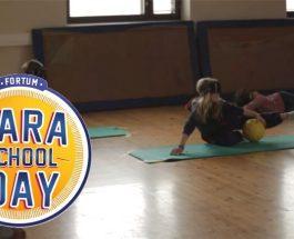 (20.4.2013) Fortum Para School Day –kiertue 2013 kouluissa