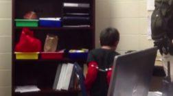 (4.8.2015) Poliisi laittoi 8-vuotiaan ADHD-lapsen käsirautoihin – katso video