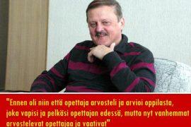 (9.4.2013) Kari Uusikylä: Törkykäytöksen taustalla kotien ongelmat