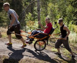 (19.5.2011) Vammainen Samu Mäkipää ei päässytkään luokkaretkelle!