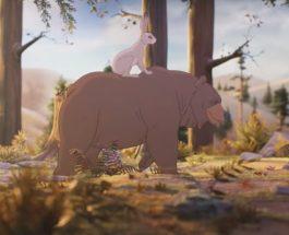 (11.11.2013) John Lewis Christmas Advert 2013 – The Bear & The Hare