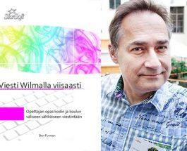 (3.10.2013) Viesti Wilmalla viisaasti – Ben Furmanilta Wilma-opas opettajille