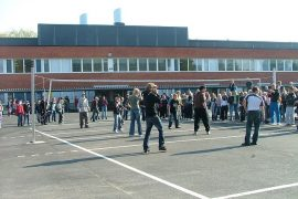 (29.5.2013) Seinäjoen yhteiskoulusta Vuoden koulu 2013